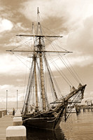 Tall Ship Portrait