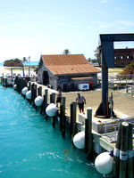 Fort Jefferson Dock